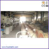 Кабельная проводка прямой связи с розничной торговлей PVC/PE фабрики изготовляя оборудование