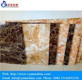 Штрангпресс панели нутряного украшения PVC мраморный