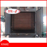 Tumblast Granaliengebläse-Maschine mit Selbstladen-Einheit Q3220