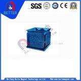 Сепаратор вертикального трубопровода серии Rcyf горячий продавая магнитный/магнитная машина/магнитный сухой тип сепаратор для материалов порошка
