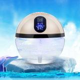물은 UV 살균제 및 Ionizer를 가진 공기 정화기의 기초를 두었다