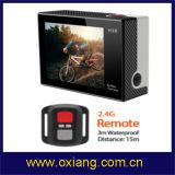 130 panoramischer DV Vr WiFi Kamera-Nocken Corder der Grad-Minisport-Vorgangs-Kamera-360