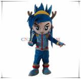 Mascote de Cosplay da mascote do menino de Japanimation para a venda