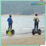 633wh 72V 4000W 2 Rad-elektrischer Roller-nicht für den Straßenverkehr elektrischer Selbstbalancierender Roller für Erwachsene