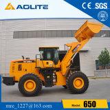 Ladevorrichtungs-heißer Verkauf des Rad-5ton hochwertige Aolite650