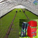 비 길쌈하는 Agricultral 덮개 직물 PP Spunbond, 100% PP 원료