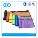 Мешки отброса Drawstring PE пластичные