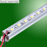 Impermeabile striscia rigida LED SMD5050 in 60LEDs / M
