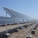 알루미늄 PV 태양 전지판 설치 시스템