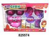 茶おもちゃ(825574)を調理する教育おもちゃの台所セット