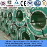 304 Bobina de acero inoxidable para transporte de gas y petróleo