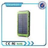 Côté solaire 100000 heure-milliampère de pouvoir de chargeur de téléphone mobile d'étui