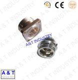 Alumínio personalizado CNC da precisão/aço de bronze/inoxidável/peças industriais da máquina de costura