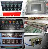 Vollautomatischer weicher Handgriff-Beutel, der Maschine, Änderung- am Objektprogrammbeutel herstellt Maschine herstellt
