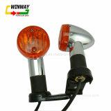 Ww-7128 motorfiets die Winker Lamp, Licht Turnning voor gn125-2 in het nauw drijven