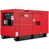 Unire il generatore insonorizzato di potenza di motore diesel di potere 30kVA al motore della Perkins