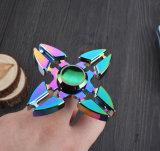 3 Nieuwe friemelt Kleurrijk van de stijl de Tijd van de Omwenteling van de Spinner van de Hand van het Stuk speelgoed Lang voor Autisme en friemelt de Volwassen Grappige AntiSpanning #E van Jonge geitjes Adhd Speelgoed voor Volwassenen