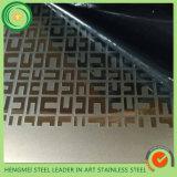 Miroir 316 du Module de cuisine de modèle 304 repérant la feuille d'acier inoxydable des allumeurs de fournisseur de la Chine