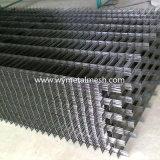 構築のための溶接された金網のパネル