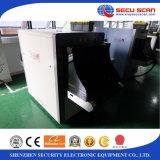 Ajustement du scanner AT6550 de bagages de rayon de X de fabrication pour le scanner de bagage de rayon X d'utilisation d'hôtel