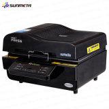 Máquina de transferencia cristalina de lujo de la prensa del calor de la sublimación de la impresora del diseño 3D St-3042