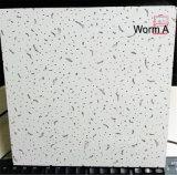 Akustische verschobene Mineralfaser-Decken-Fliesen in China