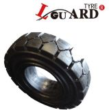 Pneumatic Shaped Solid Tire for Forklift 300-15