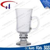 Glaswein-Cup des neuen Entwurfs-230ml mit der Hand (CHM8111)