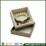 Nuevo estilo personalizado Envase de plástico caja de joyería