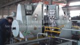 Borda-Curling automática Machine para Steel Barrel Making Machine 50-300liter