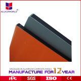 El panel de pared compuesto de aluminio de la mejor calidad