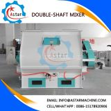 2t / H High Speed Animal Feed Mixer Wagons
