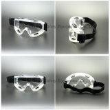 Occhiali di protezione di sicurezza larghi di formato di vista di approvazione del Ce En166 (SG142)