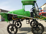 Aidiのブランド4WD Hstの水田のための自動推進の穀物の霧ブームのスプレーヤー