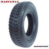 GCC-Reifen des Schmieröltank-LKW-Behälter-LKW-Kipper-Reifen-Arabien-Dubai populärer Reifen-1200r24 315/80r22.5 385/65r22.5 1200r20 1100r20