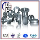 Roestvrij staal die T-stuk ASME B16.9 (AISI 304/316/321/310S) verminderen Tp
