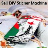 Grande stampatrice della pelle del mercato automatica per la piccola impresa