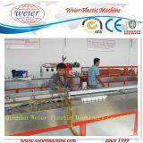 PVC에 의하여 격리되는 유리창 및 미닫이 문 단면도 생산 라인