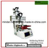 De volledige Engelse Solderende Robot mD-Dh-T4411 van de Versie