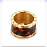 De Ring van de Vinger van de Juwelen van dame Fashion Roestvrij staal (SR668)
