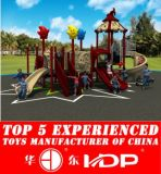 De nieuwste Apparatuur van de Speelplaats van het Ontwerp Openlucht (HD14-015A)