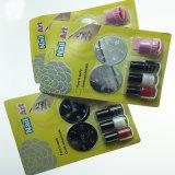Nagellak van de Plaat van het Beeld van de Uitrusting van de Manicure van de Kunst van de spijker het Stempelende (SNA20)