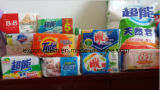 Matéria- prima de lavagem detergente de pó de sabão da lavanderia