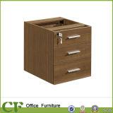 Полный шкаф постамента офиса MFC Lockable