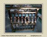 Tubo de la decoración del acero inoxidable 304 para el pasamano de la escalera