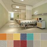 ISO9001 Ayl 다채로운 비닐 마루 5 년 공장 도매가 실내 플라스틱 PVC 지면