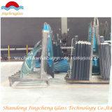 Vidrio aislado templado fábrica de China, vidrio aislador Inferior-e de la doble vidriera