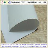 Знамя лоснистого гибкого трубопровода PVC заднего светлого Coated для печатание цифров