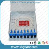 Rectángulo terminal de la fibra óptica del metal de FTTH (FTB-M5-4SC)