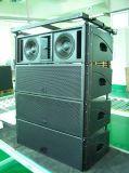 La-8-Best, das DJ-Audiogerät-Berufszeile Reihen-PROkonzert-Lautsprecher-System für im Freienchina-Lieferanten verkauft